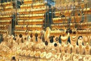 قیمت طلا به بالاترین سطح یک هفته اخیر رسید