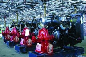خودکفایی کامل در تولید پمپهای صنعت نفت و گاز در پتکو