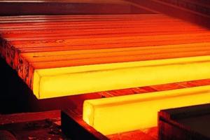 افزایش 9درصدی تولید فولاد خام