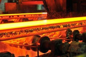 ثبت رکورد جدید تولید در ناحیه فولاد و آهن سازی فولاد مبارکه